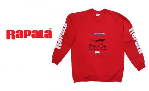 Ватирана фланела Rapala Shadow Rap