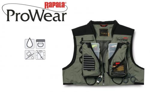 Елек Rapala Prowear Short Shallow Vest 22002-1