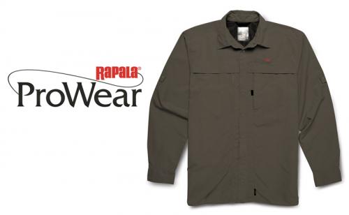 Риза Rapala Pro Wear Long Cast 22204