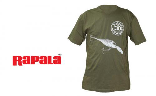 Тениска Rapala Shad Rap 30 Anniversary