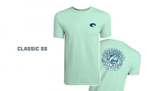 Тениска Costa Classic SS