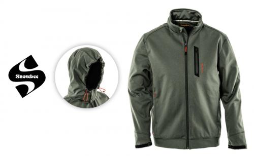 Яке Snowbee Breeze-Bloc Soft-Shell Jacket 11937