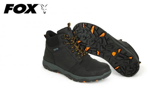 Боти Fox Coll Black Orange Mid Boots