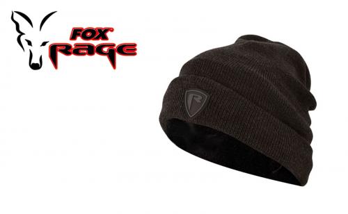 Зимна шапка Fox Rage Grey Beanie NHH002