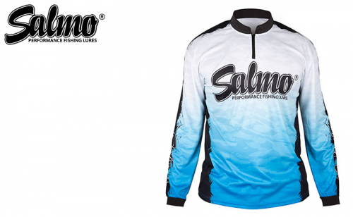 Блуза Salmo Performance Long Sleeve