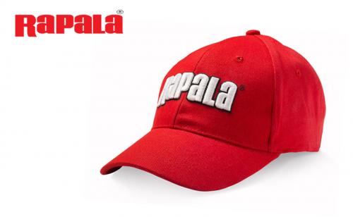 Шапка с козирка Rapala Classic Cap - Red M4RA0011ONE