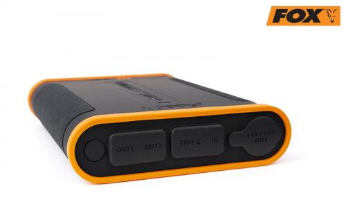 Външна батерия с къмпинг лампа Fox Halo Power Pack 48K