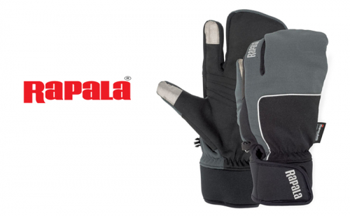 Ръкавици Rapala Winter Interface Lobster Claw