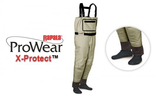 Дишащ гащеризон Rapala X-Protect 23702-2