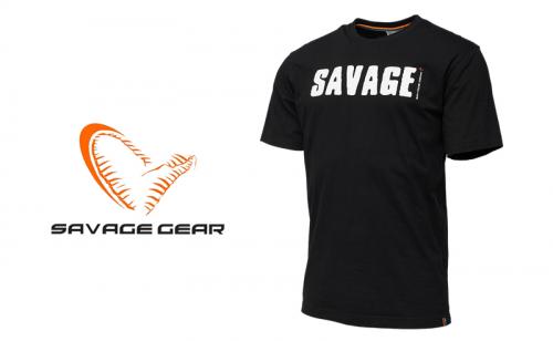 Тениска Simply Savage Logo Tee