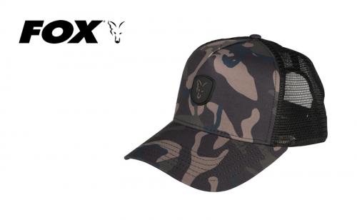 Шапка Fox Camo Trucker CHH006