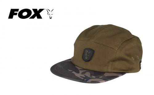 Шапка Fox Khaki/Camo Volley Cap CHH007