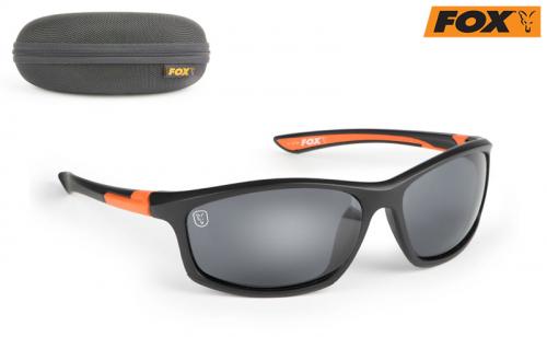 Очила Fox Sunglasses Black/Orange CSN043