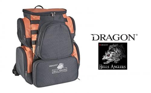 Раница Dragon Hells Anglers 95-12-004 с кутии