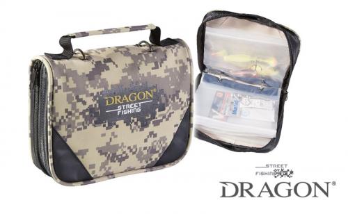Чанта Dragon Street Fishing Rig Bag 98-18-002