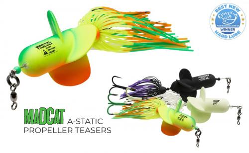 Тийзър за кльонк Madcat A-Static Propeller Teasers