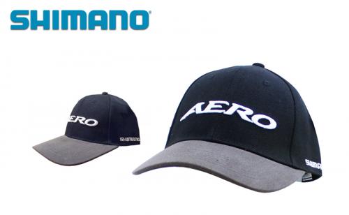 Шапка с козирка Shimano Aero Baseball Cap SHAECAP01