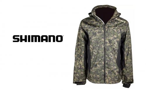 Яке Shimano Tribal XTR Camo Jacket