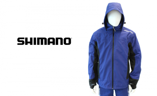 Яке Shimano Royal Blue Jacket