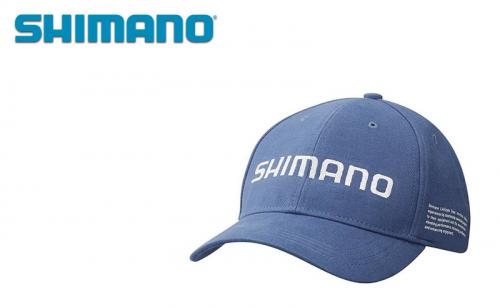 Шапка с козирка и подплата Shimano Thermal Cap Indigo