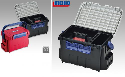 Куфар Meiho Bucket Mouth BM-9000 Tackle Box