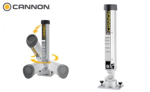 Алуминиева стойка за лодка Cannon Dual-Axis Adjustable Rod Holder