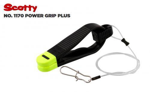 Щипка за даунригер Scotty Power Grip Plus 1170