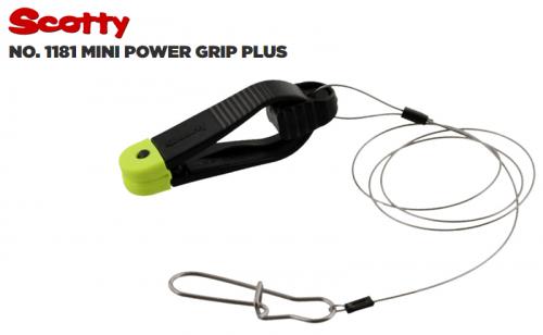 Щипка за даунригер Scotty Mini Power Grip Plus 1181