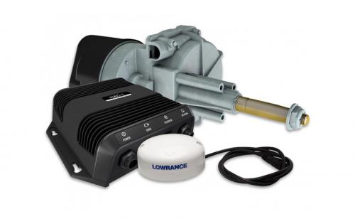 Автопилот за извънбордов двигател с управление с жило Lowrance