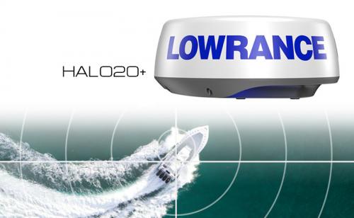 Lowrance HALO20+ Radar 36 NM