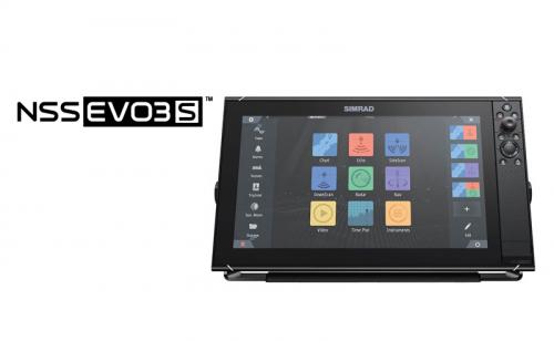 Сонар / GPS Simrad NSS16 evo3S