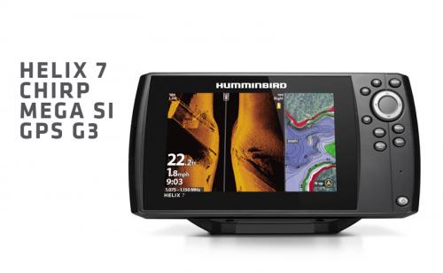 Сонар Humminbird Helix 7 Chirp MEGA SI GPS G3