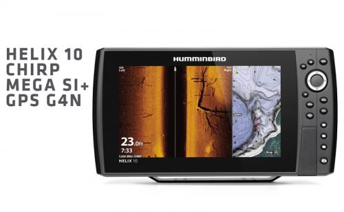 Сонар Humminbird Helix 10 Chirp MEGA SI+ GPS G4N