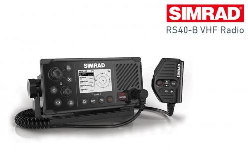 VHF Радиостанция Simrad RS40-B