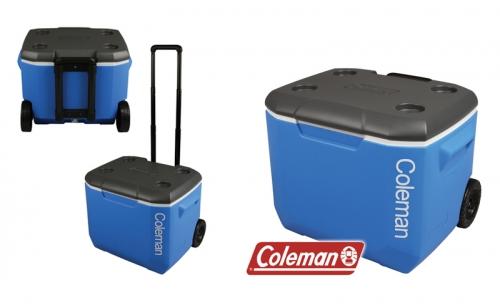 Хладилна кутия Coleman60QT Performance Wheeled Cooler