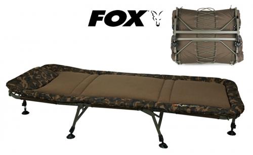 Легло Fox Flatliner 6 Leg CBC094 в работно положение