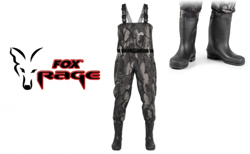Fox Rage Breathable LW Chest Waders NFW