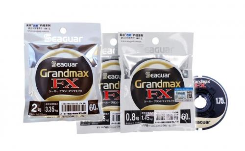 Флуорокарбон Seaguar Grand Max FX