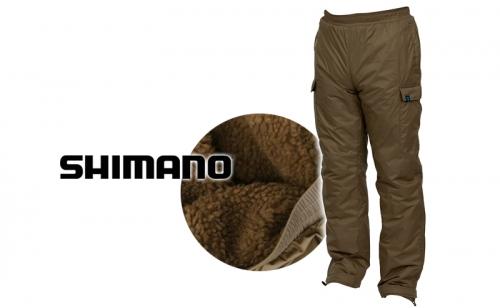 Панталон Shimano Tactical Winter Cargo Trousers