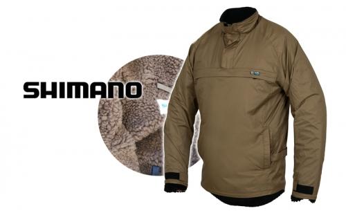 Яке Shimano Tactical Fleece Lined Pullover