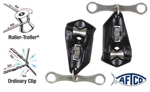 Клипс за тролинг Aftco Roller Troller Outrigger
