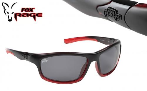 Слънчеви очила Fox Rage Black Red NSN008