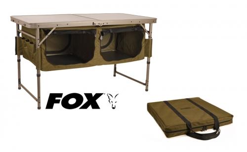 Сгъваема маса Fox Session Table With Storage