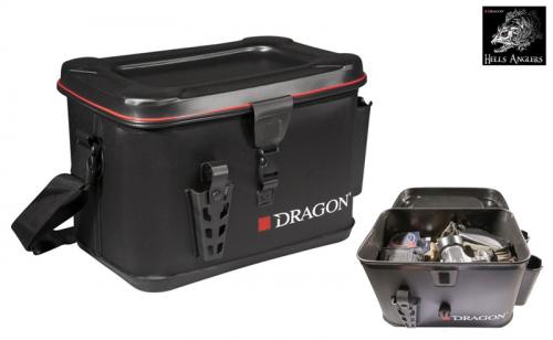 Твърда водоустойчива чанта Dragon Hells Anglers 94-05-003