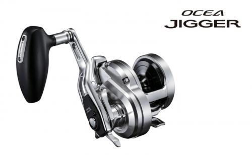 Мултипликатор Shimano Ocea Jigger 1501 HG