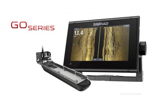 Сонар / GPS Simrad GO7 XSR с Active Imaging 3-in-1 сонда