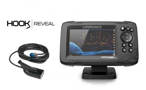Lowrance Hook Reveal 5 83-200 HDI