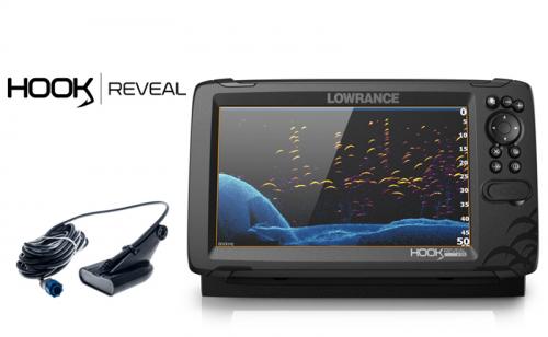 Lowrance Hook Reveal 9 50-200 HDI