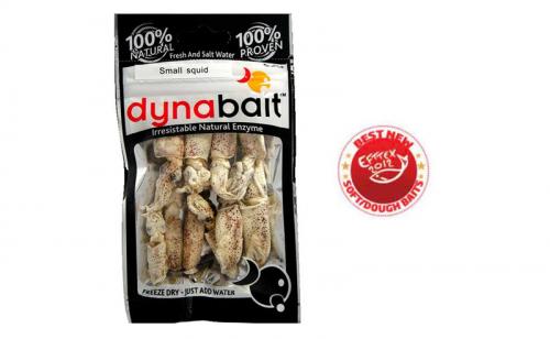 Сушени калмари Dynabait Freeze Dried Squids