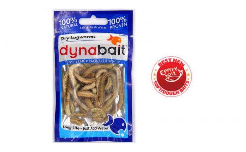 Морски червеи Dynabait Freeze Dried Lug Worms